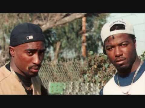 2pac & Spice1 - I Can't Turn Back