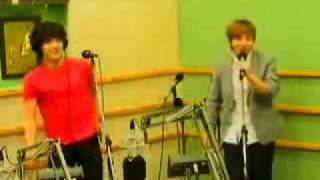 110523 Yeteuk singing and dancing 1996 World Cup song [Sukira]