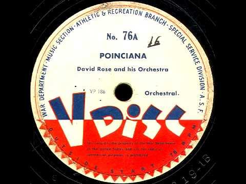 V-Disc 76 David Rose