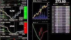 Massive btc breakout $266-$320 - Bitcoinity/BTCCharts timelapse 11/6/13
