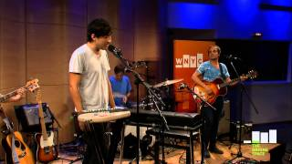 Grizzly Bear: Speaking in Rounds, Live in The Greene Space