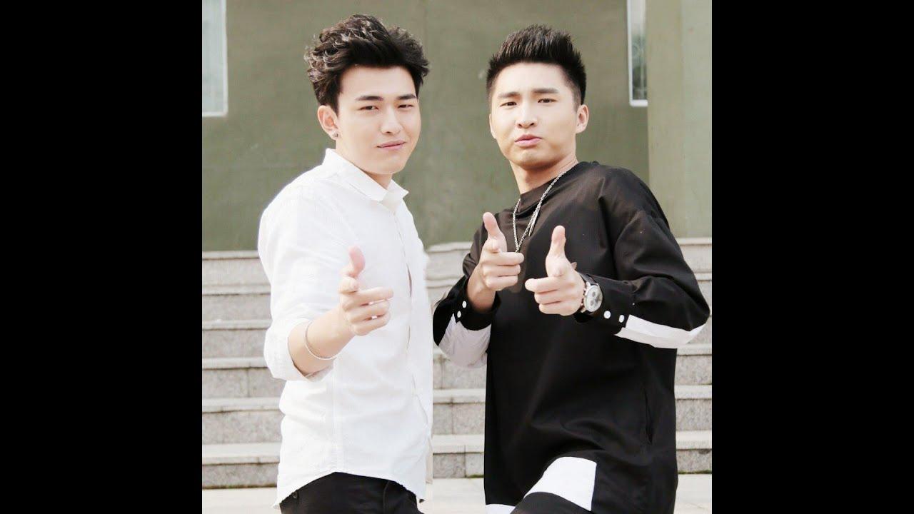 Kong Korn and Huang Lige
