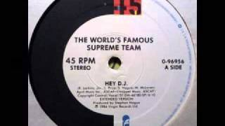 Hey D.J. - The World
