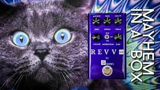 Revv G3 - The little purple Monster (into many amps)
