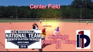 Donovan NTIS Highlights