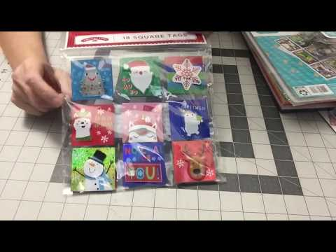 Micheal's, A.C. Moore's, Walmart, HSN Paper Crafting Supplies and Tools Haul!!!