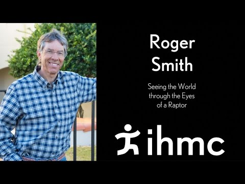 Roger Smith: Seeing the World though the Eyes of a Raptor