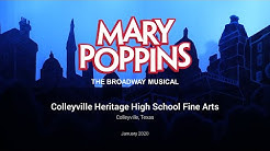 CHHS Mary Poppins The Broadway Musical Jan 2020
