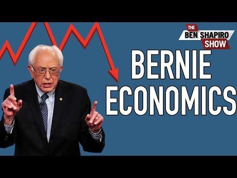 LOL: Bernie Sanders Discovers Economics