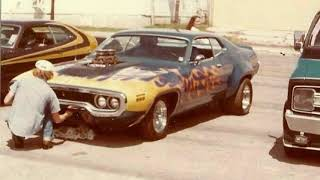 💀Vintage drag racing funny cars and fails💀