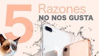 El fracaso del iPhone 8 resumido en 5 razones