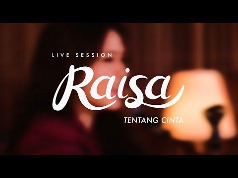 Raisa - Tentang Cinta (Live Session)