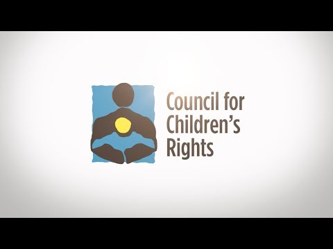 Council for Children's Rights 2014 Promo