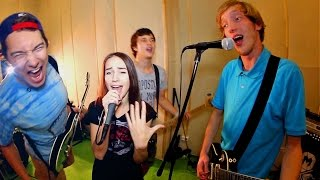 Taylor Swift - All You Had To Do Was Stay (Full Band Pop Punk Cover by One Missed May)