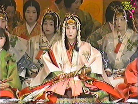 JVT 1997.7 -- Ancient Celebration in Kyoto