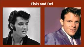 Elvis and Del (Marie