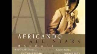 Betece                                                          Africando All Stars