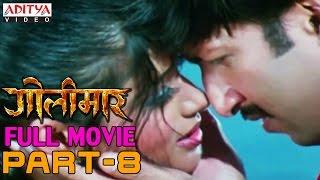 Golimaar Hindi Movie Part 8/13 - Gopichand, Priyamani