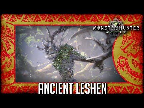Monster Hunter World: Ancient Leshen Guide thumbnail