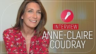 [Interview] Que pense Anne-Claire Coudray de l'arrivée d'Anne-Sophie Lapix sur France 2 ?