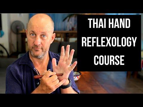 Thai Hand Reflexology Online Course