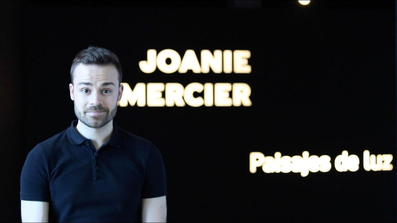 Jugando con la luz como Joanie Lemercier