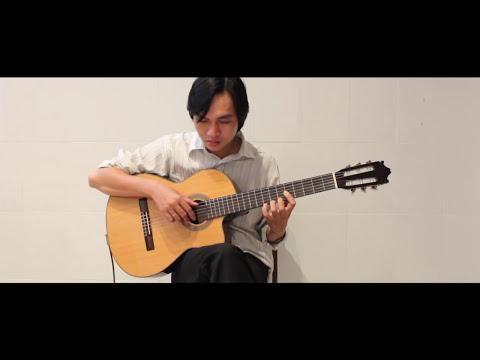 Riêng Một Góc Trời (Ngô Thụy Miên) - Guitar Solo (Độc Tấu Guitar) - Guitarist Nguyễn Bảo Chương