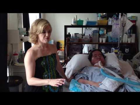 Kari Wahlgren visited Hajime