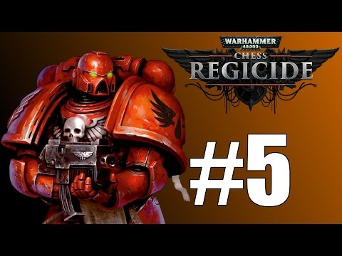 Let's Play Warhammer 40,000 Regicide #5 Safety Zon  