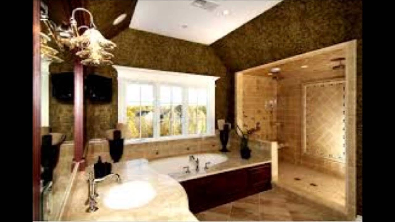 modern luxury bathrooms designs ideas youtube - Luxury Bathroom Designs 2