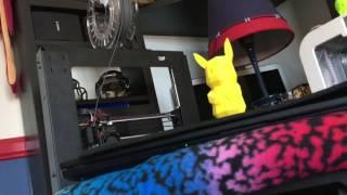 MakerBot Replicator Mini Review!!
