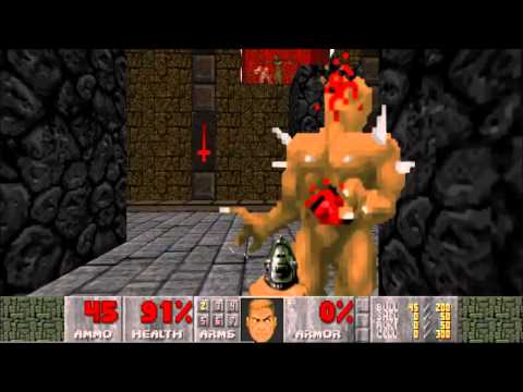 "[DOOM 2] Birthday DOOM 2013 - MAP03 ""Galvanize"" FDA"