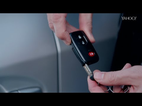 How To Start A Prius When The Key Fob Is Dead Youtube