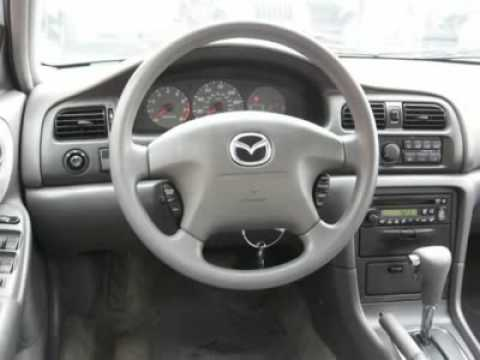 Download 2001 Mazda 626 Interior