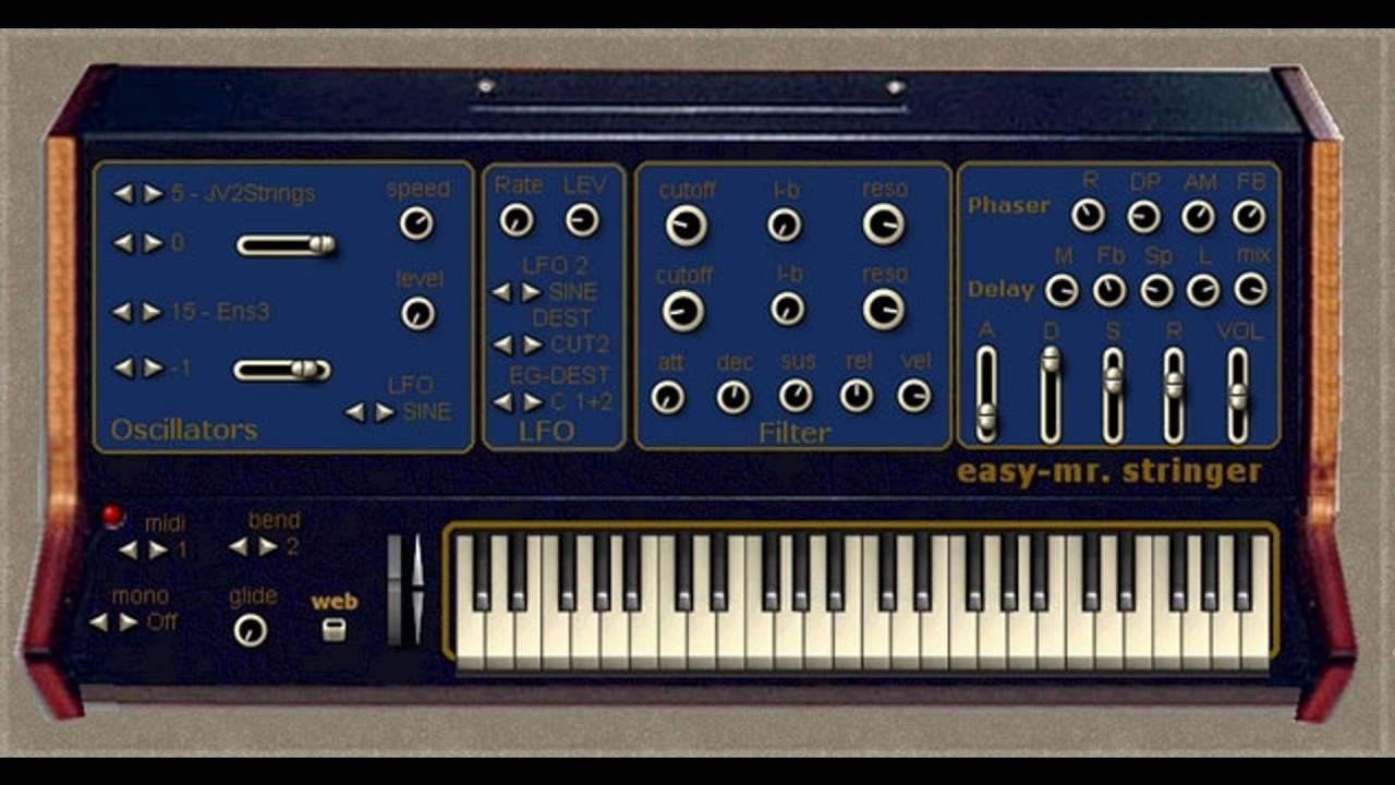 String Synthesizer | eBay