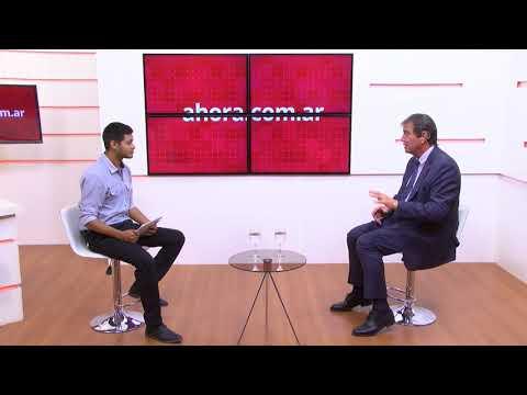 AHORA TV | Entrevista con Emilio Castrillón - Parte 1