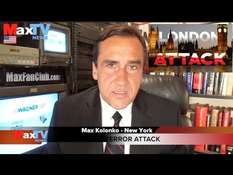 Thumbnail: LONDON ATTACK - Max Kolonko MaxTV