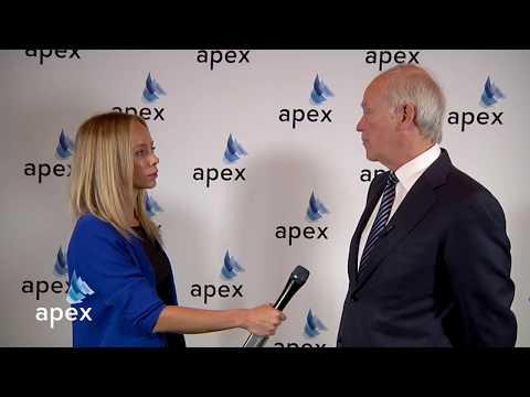Sir Tim Clark on Winning APEX Lifetime Achievement Award
