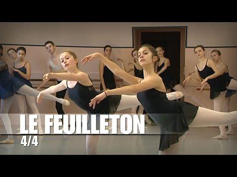 Dans les coulisses du conservatoire de Tours : la danse