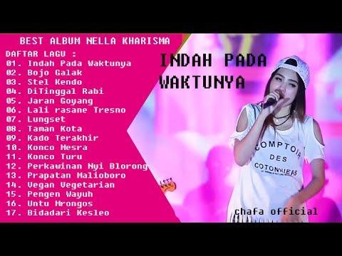 New Album INDAH PADA WAKTUNYA Nella kharisma 2017