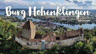 Hochzeit ♥ Heiraten in der Burg Hohenklingen in Stein am Rhein - Hochzeits DJ Benz