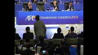 Asian Football Confederation (AFC) Election Days - 2nd June 2013