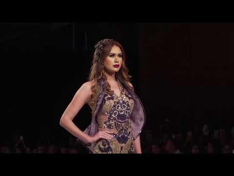 Jasmine Goddess - Manal Ajaj 2017 Fashion Show-Beirut