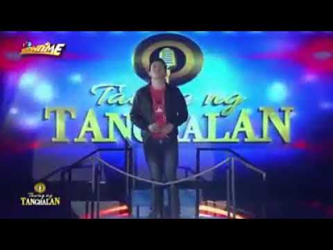 Tawag ng Tanghalan - Aljun Alborme from North Cotabato