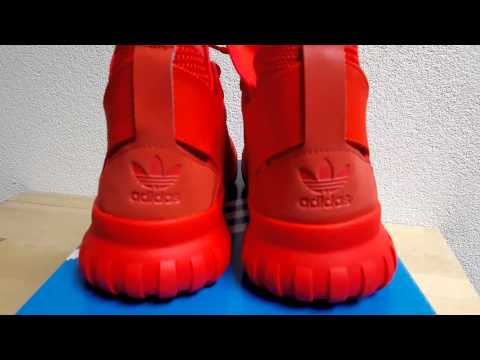 Adidas Tubular X Red October