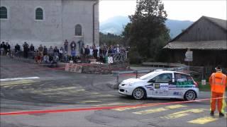 Rallye Mont-Blanc/Morzine 2015 ES4 - La Vernaz/Vailly