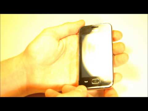 Orange Sydney smartphone Unboxing -Hal Thompson