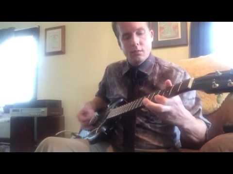 guitar cover - Dwight Yoakam -'fast as you