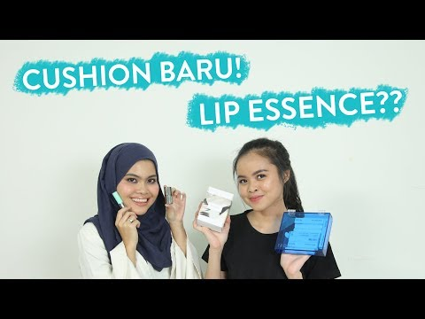 Lip Essence, Cushion, Highlighter Lokal Baru | FD NKOTB