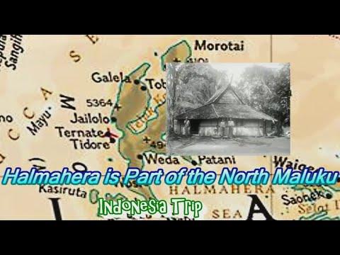 Indonesia Trip : Halmahera North Maluku Indonesia,  Mopon EN